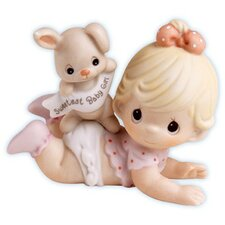 The Sweetest Baby Girl Figurine
