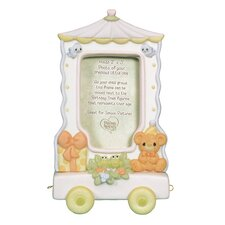 Precious Moments Birthday Train Picture Frame