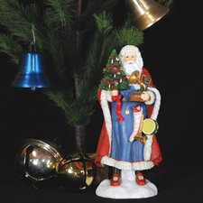 """Santa of Music"" Limited Edition Santa with Music Figurine"