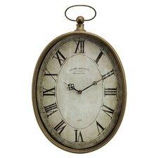 "Toledo 12.75"" Wall Clock"