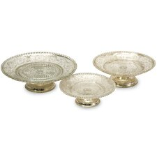 Irene Pedestal Cake Stands (Set of 3)