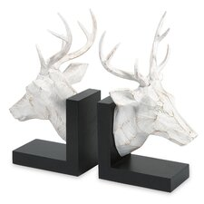 Joseph Deer Book Ends (Set of 2)