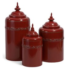 Metal Canister (Set of 3)