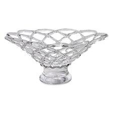 Large Glass Web Bowl