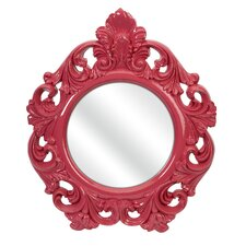 Finely Baroque Wall Mirror