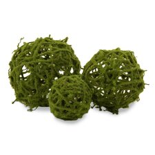 Topiary Sphere (Set of 3)