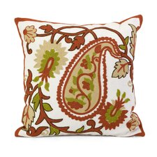 Sabra Square Polyester Pillow
