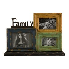 Family Picture Frame Collage