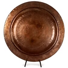Copper plated Enticing Charger with Stand