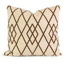 IK Ayaka Velvet on Linen Pillow