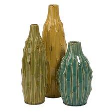3 Piece Soto Vase Set