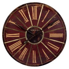 "Large Oversized 29.25"" Wall Clock"