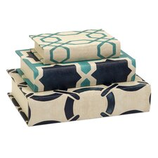 Hadley 3 Piece Book Box Set