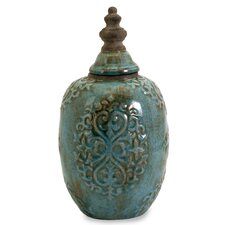 Caspian Decorative Jar