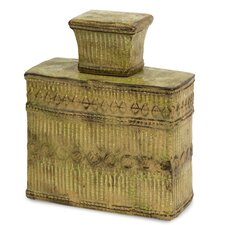 Alvarez Lidded Decorative Canister