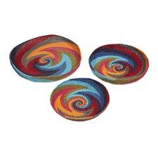 Khari 3 Piece Oversized Trays Set