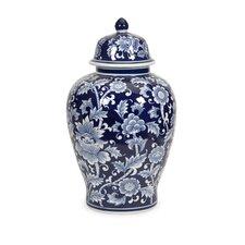 Tollmache Large Lidded Vase