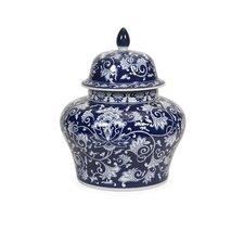 Tollmache Small Lidded Vase