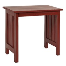 Callisto Wood End Table
