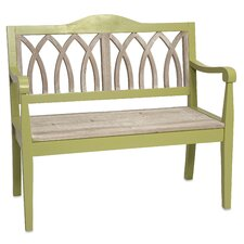Gibson Wooden Entryway Bench