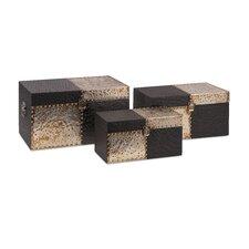3 Piece Cobb Trunk Set