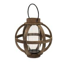 Garrett Wood and Glass Lantern