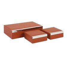 3 Piece Hartley Storage Box Set