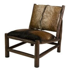 Pacino Animal Hide Side Chair