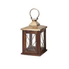 Beth Kushnick Wood Lantern