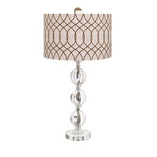 """Avena 33"""" Table Lamp with Drum Shade"""
