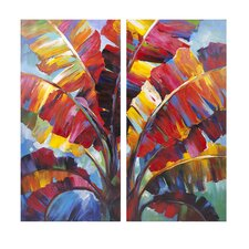 Tropicali Oil Painting Print