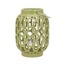 Essentials Reflective Ceramic Lantern