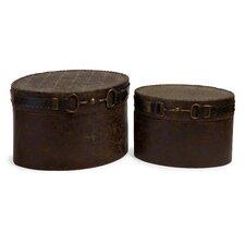 2 Piece Equestrian Box Set