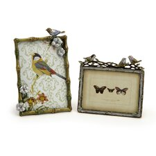 Nida Bird Picture Frame (Set of 2)