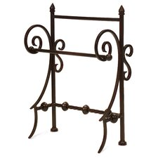 Free Standing Iron Towel Holder