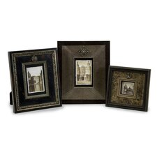 <strong>IMAX</strong> Embellished Picture Frame (Set of 3)