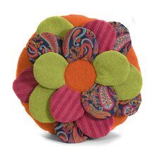 Estelle Multi Flower Cotton / Polyester Pillow