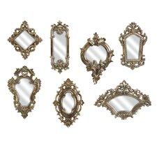 7 Piece Loletta Victorian Inspired Mirror
