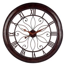 "Oversized 30.25"" Wall Clock"