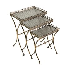 Simone 3 Piece Nesting Tables