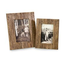 "Havana 4"" x 6"" and 5"" x 7"" Frame (Set of 2)"