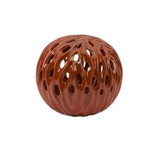 Cutwork Sphere Figurine