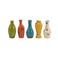 Mercade Mini Vases in Gift Box (Set of 5)