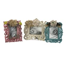 Carson Embellished Picture Frame (Set of 3)