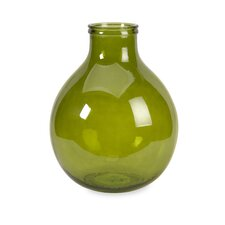 Mantegna Recycled Glass Vase