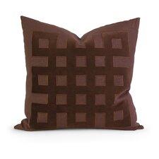 IK Kavita Applique Linen Pillow