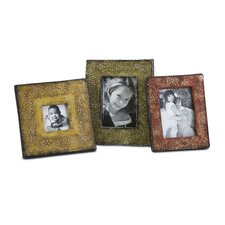 <strong>IMAX</strong> Terracotta Picture Frame (Set of 3)