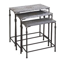 Gilbert 3 Piece Nesting Tables