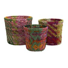 Handsel Rag Basket (Set of 3)