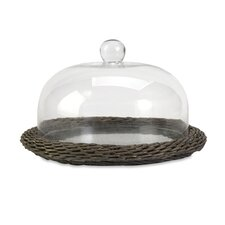 Olivia Glass Cloche